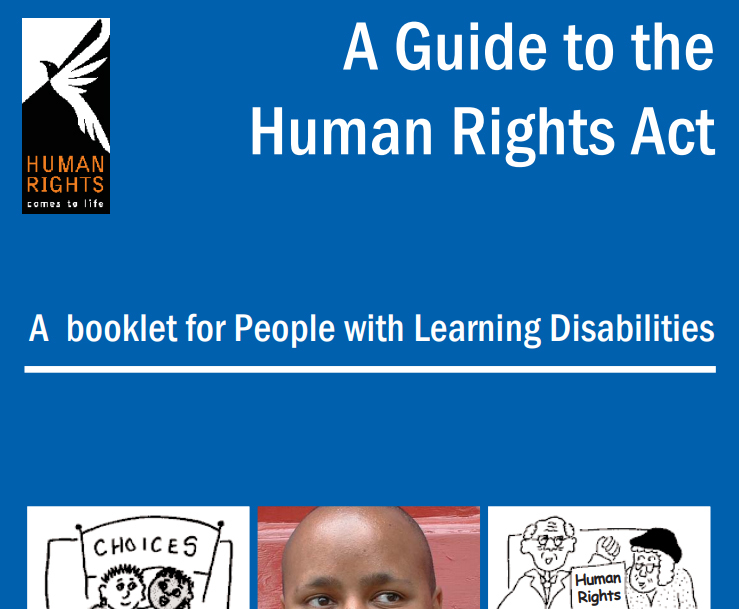 A guide to human rights act