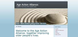 Age Action Alliance website 320 x 153