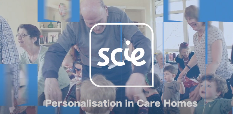 Personalisation in care homes