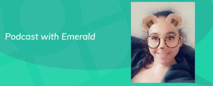 Making sure a person's voice is heard - catching up with Emerald