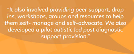 Leeds Autism AIM: #PowerOfPartnership