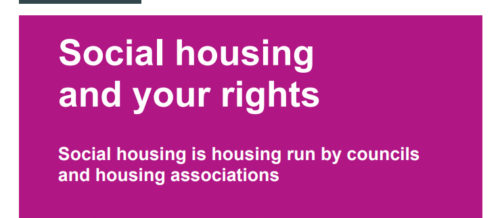 Social housing and rights