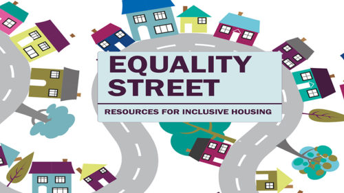 Equality Street banner